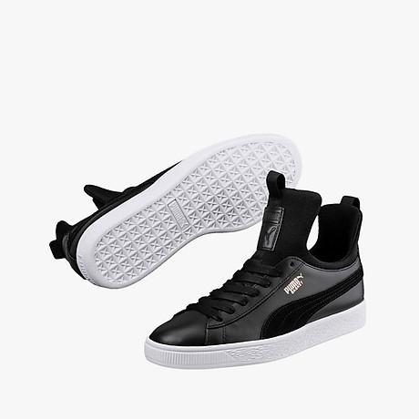 PUMA - Giày Sneaker nữ Basket Fierce 365480-02 4