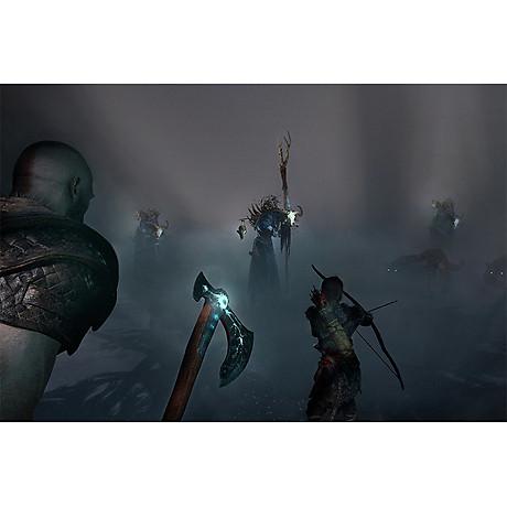 Đĩa Game PlayStation PS4 Sony God Of War 4 - Hàng Nhập Khẩu 4