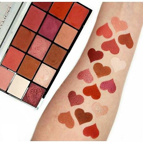 Bảng mắt Makeup Revolution Reloaded Eyeshadow Palette Neutrals 2 Division Vitality Fever 1