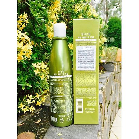 Dầu gội chống rụng tóc Obsidian Professional Orzen Orgahealing Shampoo Hàn Quốc 320ml tặng kèm móc khoá 4