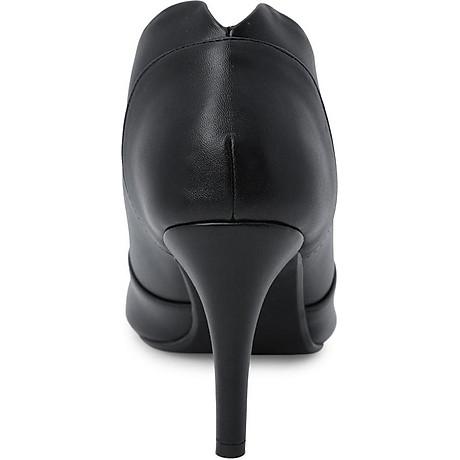 Giày Boot Nữ Cổ Thấp Rosata RO35 - Đen 3