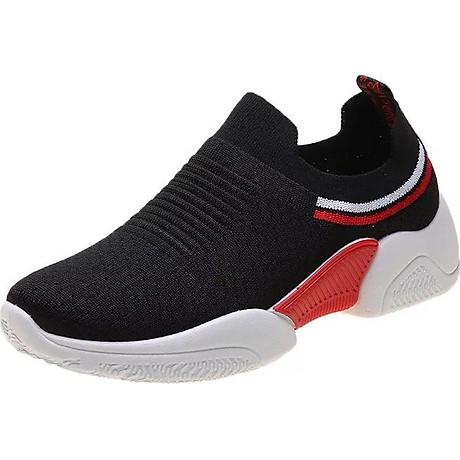 Giày thể thao SNEAKER cổ chun, kiểu dáng siêu đẹp cho nữ - SB75 2