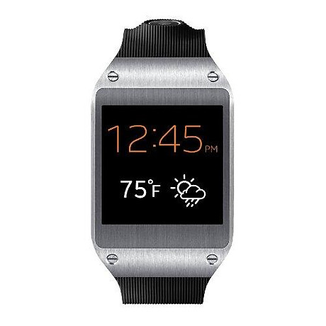 Samsung Galaxy Gear Smartwatch- Retail Packaging - Lime Green (Discontinued by Manufacturer) 2