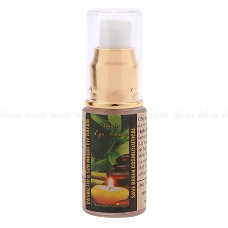 Kem Dưỡng Da Vùng Mắt, Ngăn Ngừa Thâm Quầng, Chống Lão Hóa Cosmetic & Spa Magic Eye Cream(20g) 1