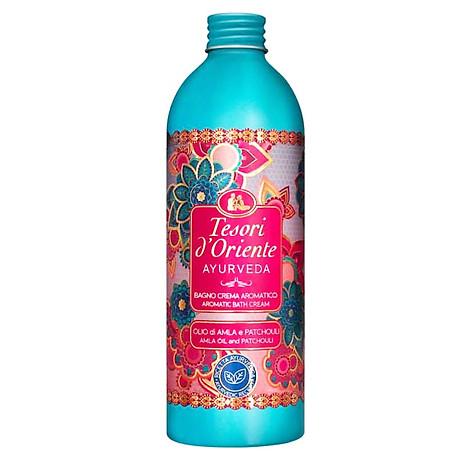 Sữa tắm hương nước hoa Tesori D Oriente Ayurveda Shower Cream 500ml + Móc khóa 2