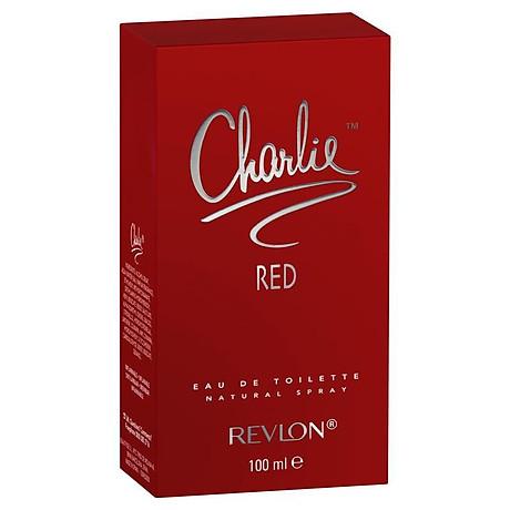 Revlon Charlie Red Eau de Toilette Spray 100ml 1