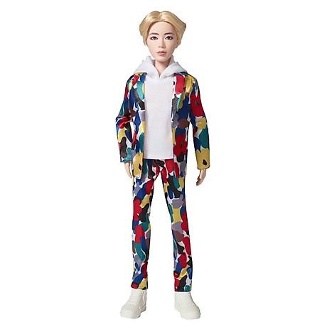 Búp Bê Thần Tượng BTS - Jin - Barbie GKC88 GKC86 5