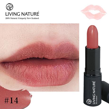 Son dưỡng Living Nature Tinted Lip Hydrator - Lush 14 3
