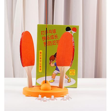 Bóng bàn tập phản xạ loại tốt dành cho trẻ, giúp trẻ năng động Khỏe mạnh (Loại I) 4