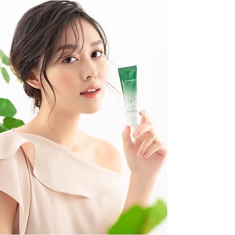 Sữa rửa mặt trị mụn tái tạo da chiết xuất thảo dược RAU MÁ Beauskin Hàn quốc ( 120ml) 6