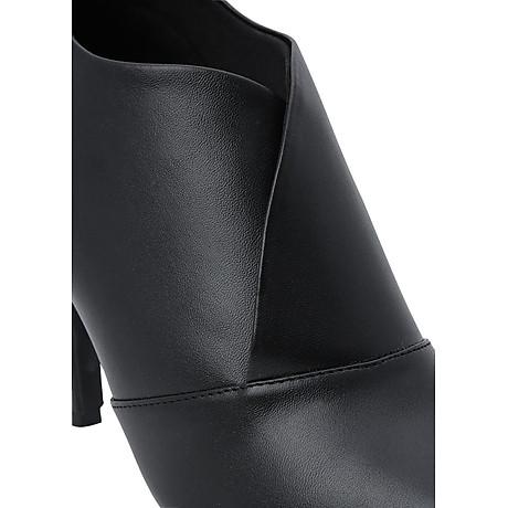 Giày Boot Nữ Cổ Thấp Rosata RO35 - Đen 4