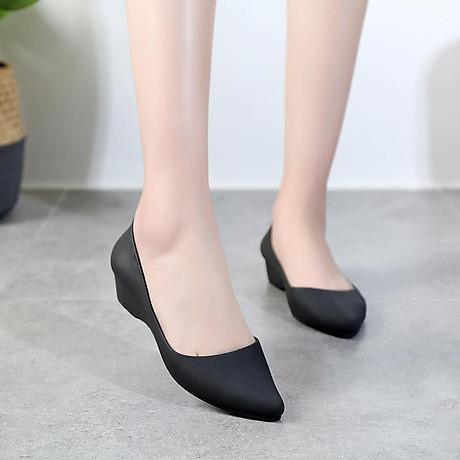 Giày Búp Bê Nữ Đế Bệt Nhựa Dẻo Êm Ái G01 1
