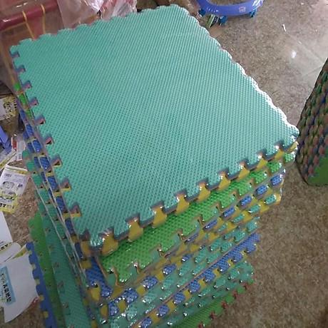 Thảm xốp trải sàn nhiều màu (bộ 6 miếng 60x60) 2