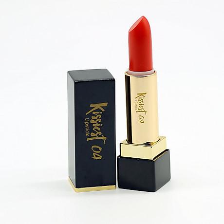 Son Sương Mai Kissiest Lipstick 04 - Cam Tươi 1