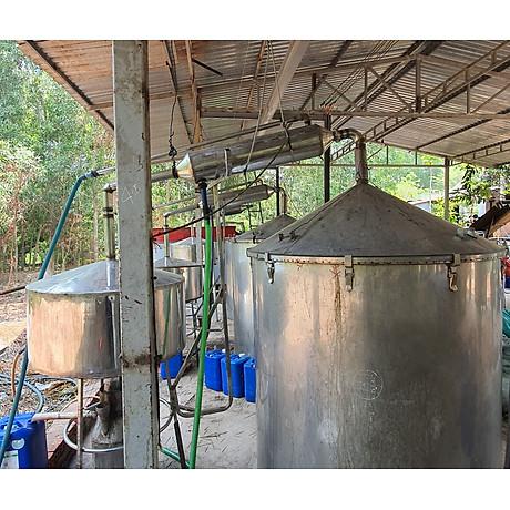 Tinh dầu Hương Nhu 100ml Mộc Mây - tinh dầu thiên nhiên nguyên chất 100% - chất lượng và mùi hương vượt trội - chuyên gia chăm sóc tóc hư tổn 19