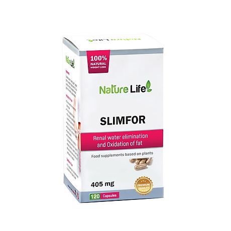 Viên uống giúp hỗ trợ giảm cân Slimfor (120 viên) 3