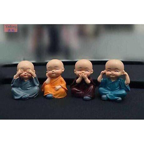 Bộ 4 Tượng Phong Thủy - br00595 2