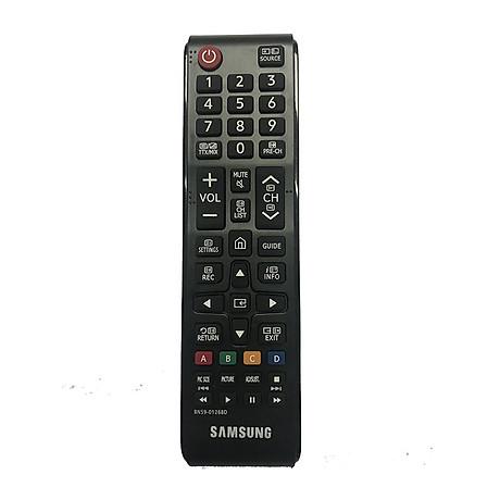 Điều khiển dành cho tivi samsung smart ngắn BN59 - 01268D 1