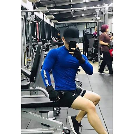 Áo Ngắn Tay Tập Gym Nam - Hàng Siêu Cấp 3