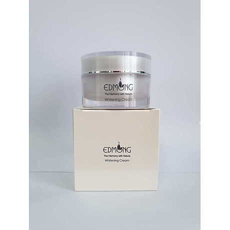Kem dưỡng trắng da Edmong Whitening Cream 50ml 2