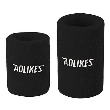Băng cổ tay thấm mồ hôi cao cấp Aolikes - Tom Sport 1
