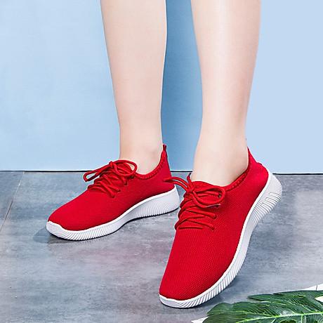 Giày độn thể thao nữ buộc dây full size full box size chuẩn kèm ảnh thật size 35 đến 39 V127 8