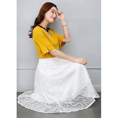 Chân váy ren nữ freesize Haint Boutique Cv18 3