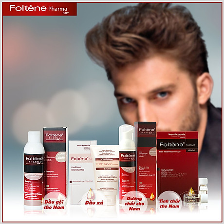 Tinh chất ngăn rụng tóc Foltène dành cho nam 3