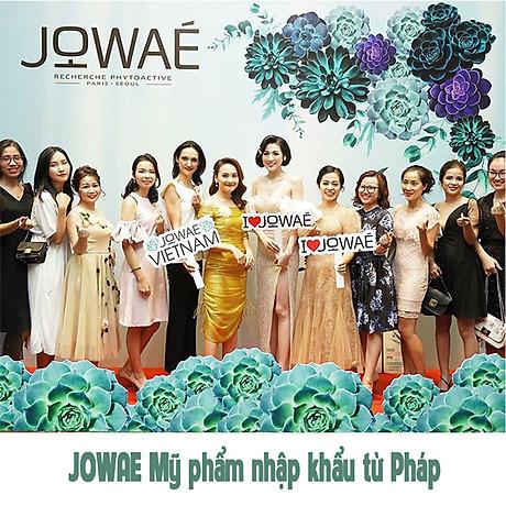 Dầu khô nuôi dưỡng da và tóc Jowae Hàng chính hãng từ Pháp Nourishing Dry Oil 100ml 6