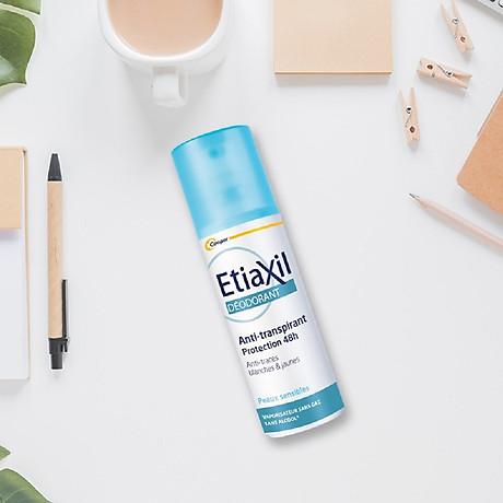 Xịt Khử Mùi Hàng Ngày Etiaxil Déodorant Anti-Transpirant 48H Peaux  Sensibles Vaporisateur (100ml) + Tặng 1 Móc Khóa Nhựa 2 Mặt | Lăn, xịt khử  mùi | InnisfreeShop.Vn