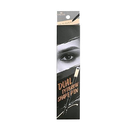 Chì Kẻ Mày Định Hình Đa Năng Vacosi Dual Eyebrow Shape Pen 1