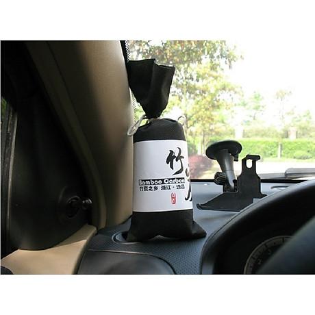 Túi Than Tre hoạt tính khử mùi, lọc không khí xe hơi, xe ôtô (màu sắc ngẫu nhiên) 3