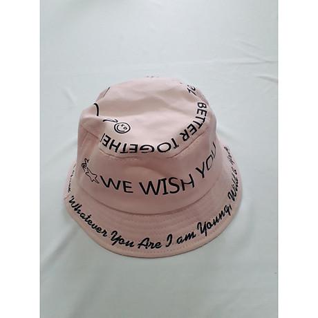 Mũ Vành Chữ Wish You Bảo Vệ Đầu Cho Bé Gái 1