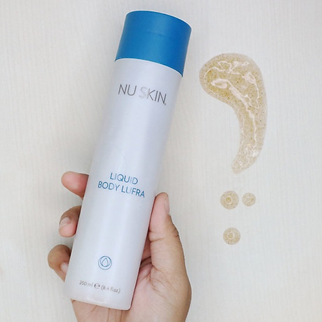 Sữa tắm Nuskin Liquid Body Bar Moisturizing Cleanser 250ml 3