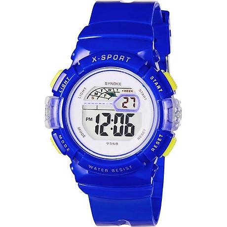 Đồng hồ trẻ em bé gái Synoke 9568 1