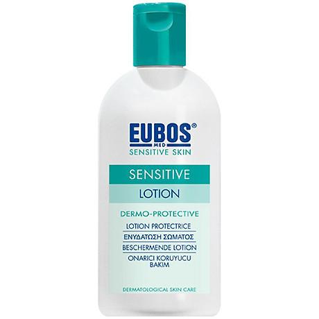 Dung dịch dưỡng thể cho da nhạy cảm EUBOS Sensitive Lotion Dermo-Protective (200ml) 1