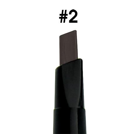 Chì mày định hình Mira Aroma Square Eyebrow Pencil tặng kèm móc khoá 2