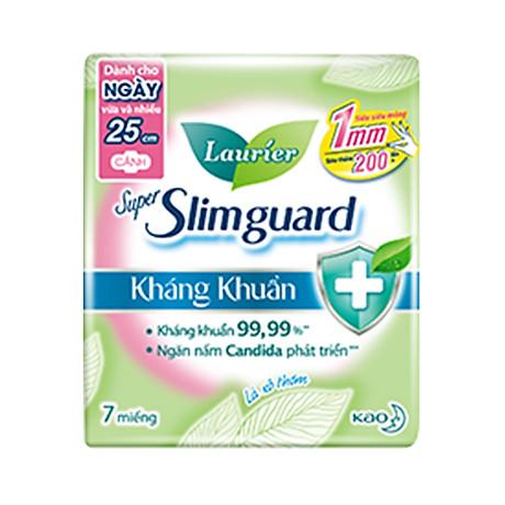 Bộ kháng khuẩn mát lạnh (1 sữa tắm 220g + 1 chống nắng 25ml) Tặng 1 Băng vệ sinh siêu mỏng Laurier 7 Miếng 4