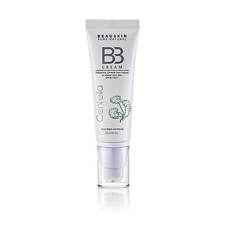Kem lót nền trang điểm dưỡng da BB cream chiết xuất thảo dược Beauskin Hàn quốc (45ml) 8