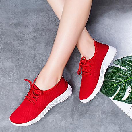 Giày độn thể thao nữ buộc dây full size full box size chuẩn kèm ảnh thật size 35 đến 39 V127 6