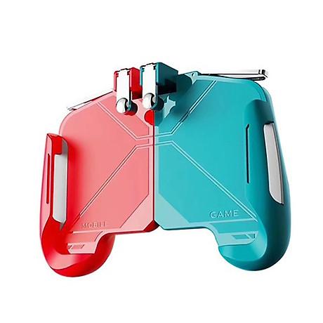 Tay cầm hỗ trợ chơi Game PUBG Mobile AK16, Tay cầm chơi game cao cấp 4