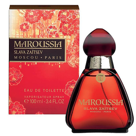 Maroussia by Slavia Zaitsev Eau de Toilette Spray 100mL 1