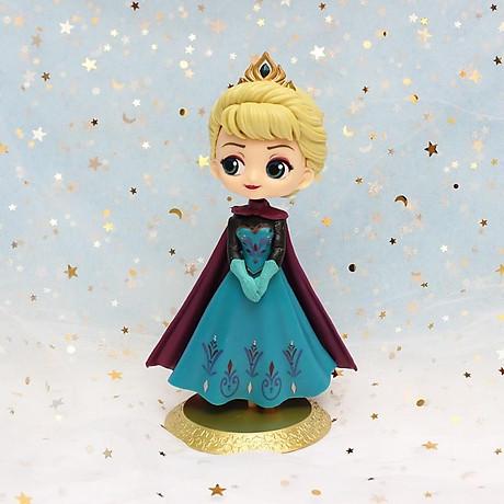 Búp bê công chúa Elsa trang trí bàn học, trang trí bàn làm việc, làm đồ chơi 1