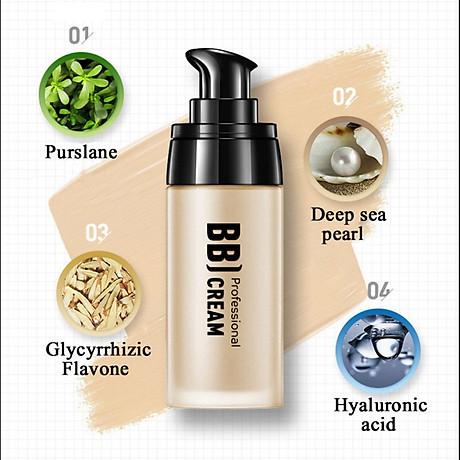 Kem nền BB che khuyết điểm dưỡng ẩm và bảo vệ da khỏi ánh nắng mặt trời cho nam 3
