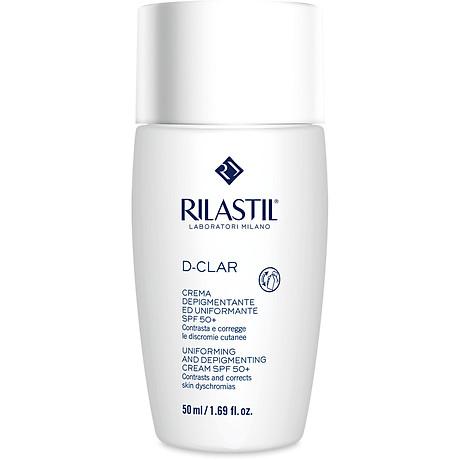 Kem ngăn ngừa nám Rilastil D Clar Uniforming and Depigmenting Cream SPF 50+ 1