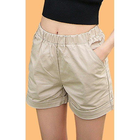 Quần shorts nữ chất liệu cao cấp thoáng mát 166 5