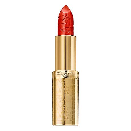 Bộ 3 Son Lì Ánh Kim L Oréal Paris Midnight De Paris Lips (11.1g) 4