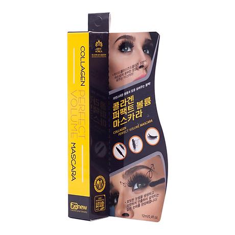Mascara dưỡng và làm dài mi Hàn Quốc cao cấp Benew Collagen Perfect Volume Hàng chính hãng 6