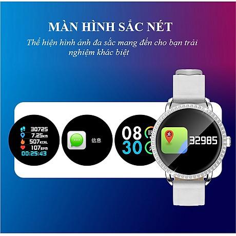 Đồng hồ theo dõi sức khỏe H7 (chống nước IP67) 3