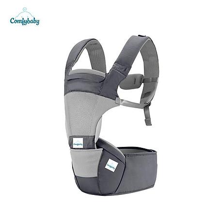 Địu ngồi cao cấp 4 tư thế chống vòng kiềng Comfy Baby 11